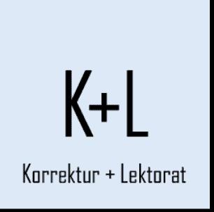 Korrektur + Lektorat Kelly GmbH